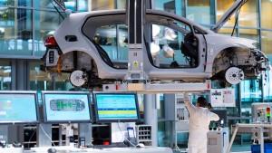 BMW, VW und BASF wollen Batteriezellen in Deutschland bauen