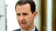Stresstest für Assads Verbrecher