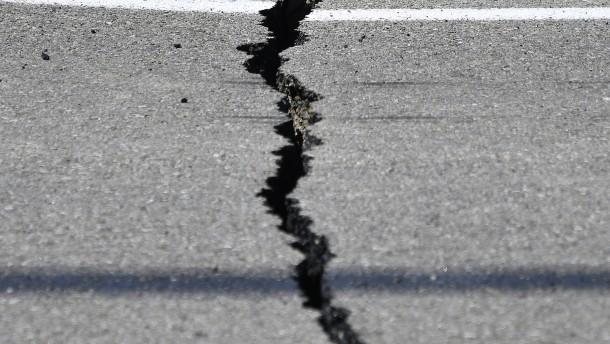 Erdbeben der Stärke 7,1 erschüttert Südkalifornien