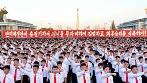 Amerika setzt Nordkorea wieder auf Terrorliste