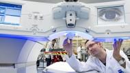 Das Geschäft mit Lasertechnologie läuft gut bei Carl Zeiss Meditec.