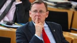 Ramelow sieht Grenze bei Höckes AfD erreicht