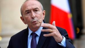 Seit Jahresbeginn zwölf Anschläge in Frankreich verhindert