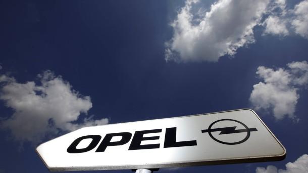 IG-Metall-Chef warnt vor Opel-Werksschließungen
