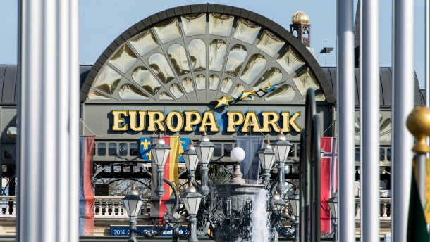 Schwebebahn-Unfall im Europa-Park Rust