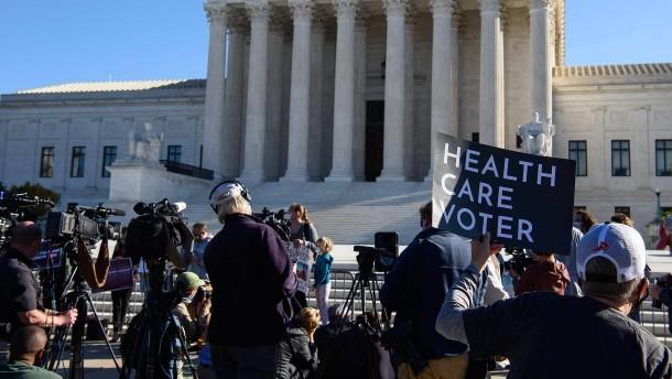 Kippt der Supreme Court Obamacare?