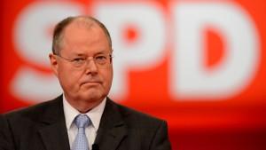 SPD widerspricht Steinbrück