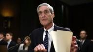 Sonderermittler Mueller bereitet Anklagen vor