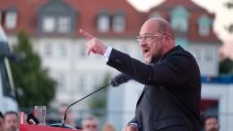 Schulz verspricht stabile Rentenbeiträge