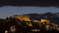 Euro-Minister gegen Schuldenschnitt für Athen