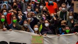 Klimawandel noch vor Corona größte Sorge der Deutschen