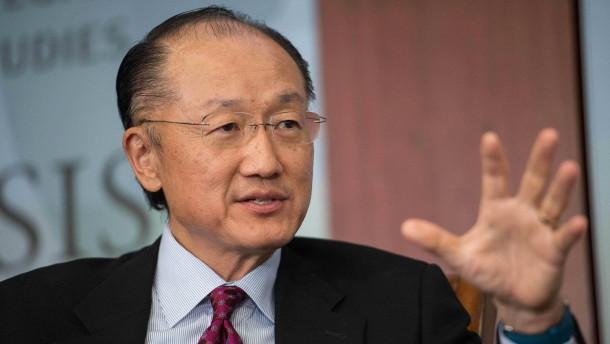 Deutschland unterstützt abermalige Kandidatur von Jim Yong Kim