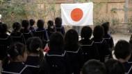 Kindergarten lehrt nach kaiserlichem Erlass von 1890