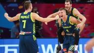 Slowenien düpiert Spanien