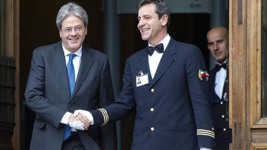 Italienischer Außenminister soll Regierungschef werden