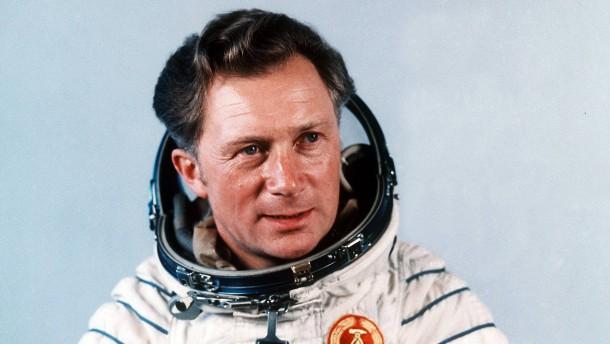 Astronaut Sigmund Jähn ist tot