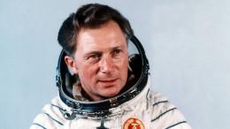 Astronaut Sigmund Jähn ist tot.