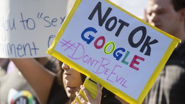 Gestörter Frieden im Silicon Valley