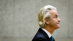 Macht Wilders das Rennen?