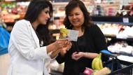 Kampf gegen Übergewicht: Shoppen mit dem Arzt