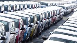Ab August parkt VW seine Neuwagen