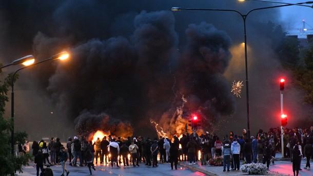 Unruhen in Malmö nach Koranschändung