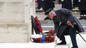 Die Queen schickt erstmals Prinz Charles vor