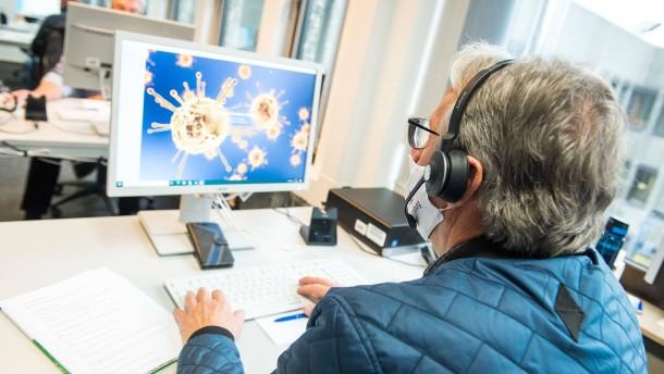 Viele Gesundheitsämter warten weiter auf Verfolgungssoftware