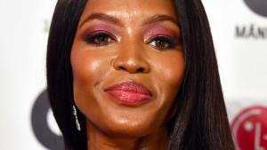 Naomi Campbell ist mit 50 Jahren Mutter geworden