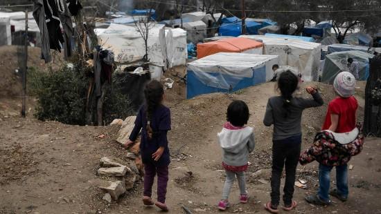 Koalition zu Aufnahme von Flüchtlingskindern bereit