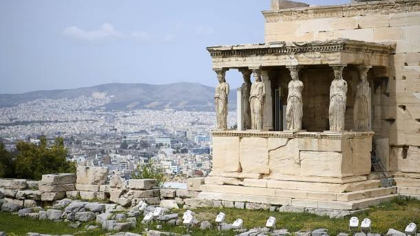 Nochmal Milliarden für Griechenland