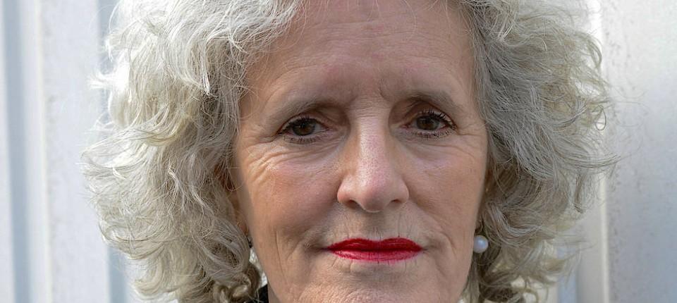 Autorin Ulrike Edschmid kommt als Beteiligte in ihren Büchern vor.