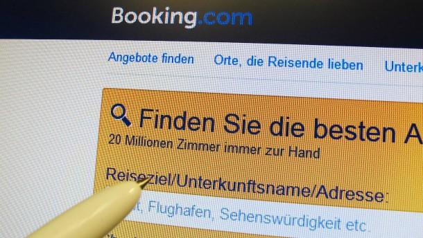 Buchungsportal Booking siegt über Hotels