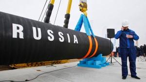 Trumps Lügen schaffen Klarheit: Er will Russland aus dem Markt boxen