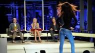 "Zu dick, zu dünn, zu Klum? Posieren bei ""Germany's next Topmodel"""