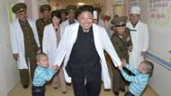Nordkoreas Marschall ist abgetaucht