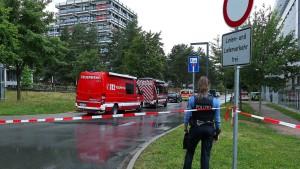 Mehrere Menschen an der TU Darmstadt vergiftet