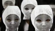Boko Haram-Geiseln schildern ihr Schicksal