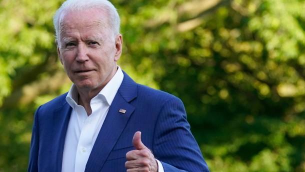 Biden lässt Ziele in Syrien und dem Irak angreifen