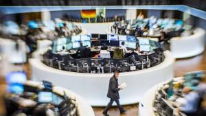 Anleger fürchten sich noch vor der Feuerkraft der EZB