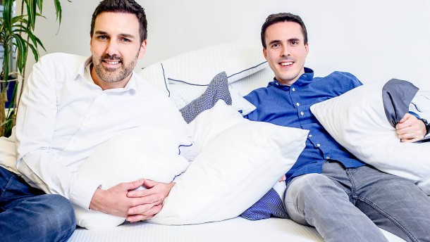 Emma macht mit Matratzen 400 Millionen Euro Umsatz