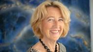 Freut sich auf die Freiheit: Schwalbacher Bürgermeisterin Christiane Augsburger