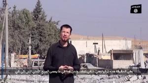 Entführter Brite muss für IS Propaganda machen