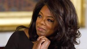 Klarer Vorsprung für Oprah Winfrey