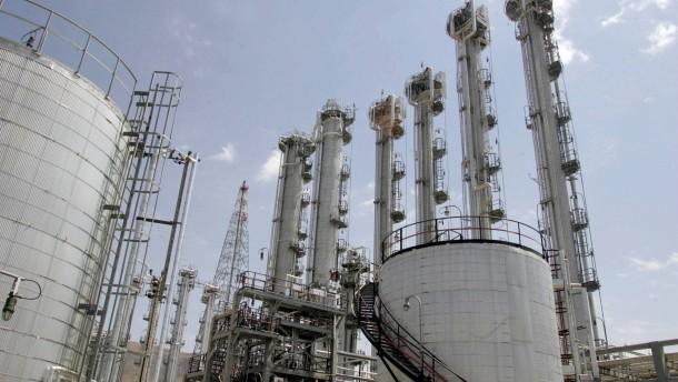 Iran meldet ausreichende Einschränkung seines Nuklearprogramms