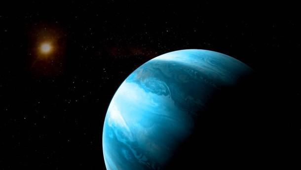 Ein Planet, der nicht existieren dürfte
