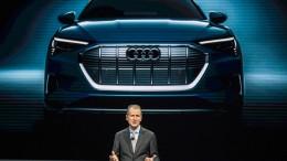 Vier ehemalige Audi-Manager in Amerika unter Anklage