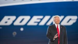 Trump nominiert neuen Chef für Flugaufsicht