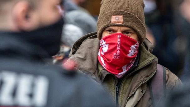 """""""Querdenker""""-Demonstration in Darmstadt geplant"""