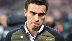 Trainer Ismaël in Wolfsburg vor dem Aus